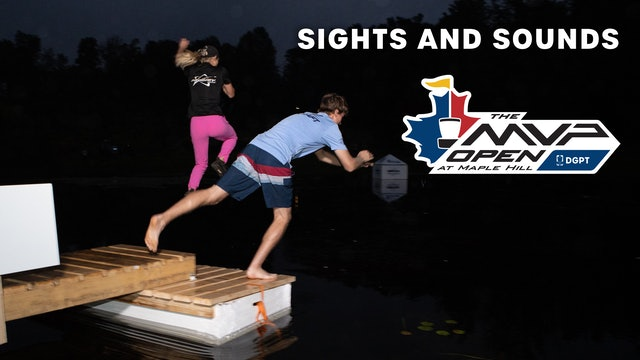 Sights and Sounds | MVP Open at Maple Hill