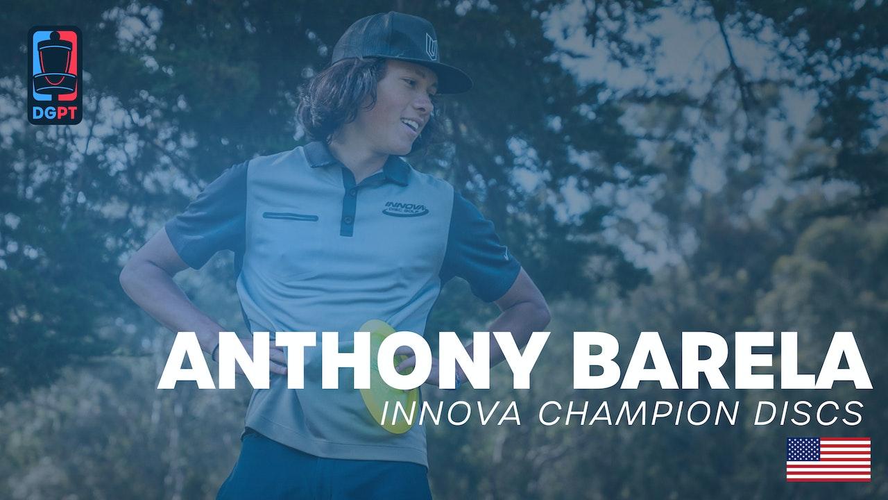 Anthony Barela