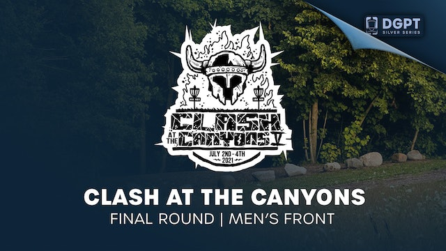 Clash at the Canyons | Final Round | Men's Front