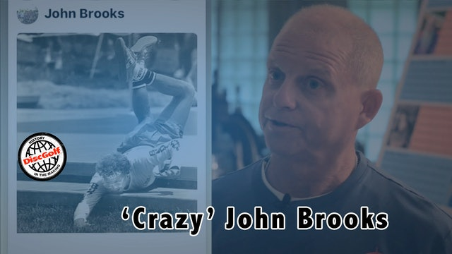 Flatball Collection | 'Crazy' John Brooks