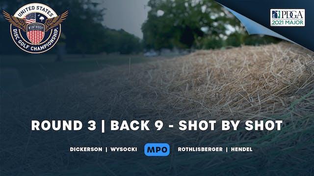 Shot by Shot Coverage   R3 - B9   USDGC