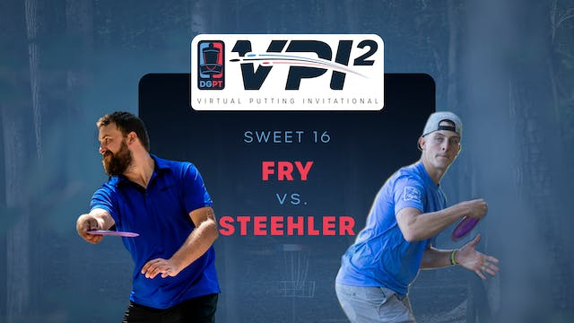 Chandler Fry vs Ricky Steehler | VPI2...