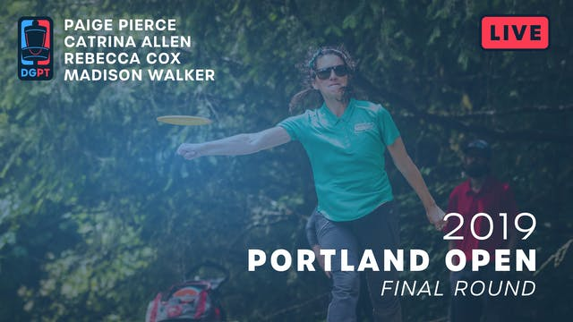 2019 Portland Open Live Replay - FPO ...