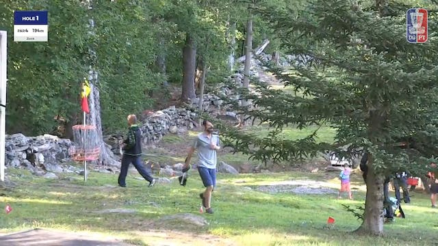 Round Two 2017 Vibram Open _ Ricky Wy...