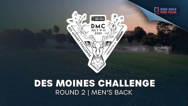 Des Moines Challenge | Round 2 | Men's Back