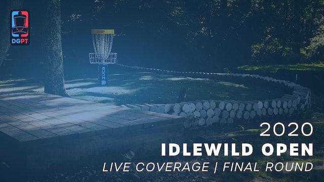 2020 Idlewild Open Live | Final Round