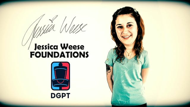DGPT Foundations | Jessica Weese