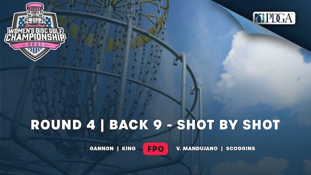 Shot by Shot Coverage   R4 - B9   TPWDGC