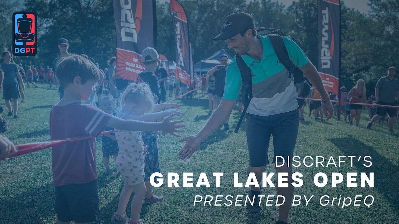 Discraft's Great Lakes Open