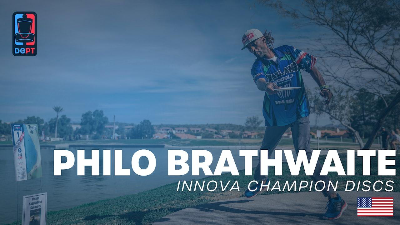 Philo Brathwaite