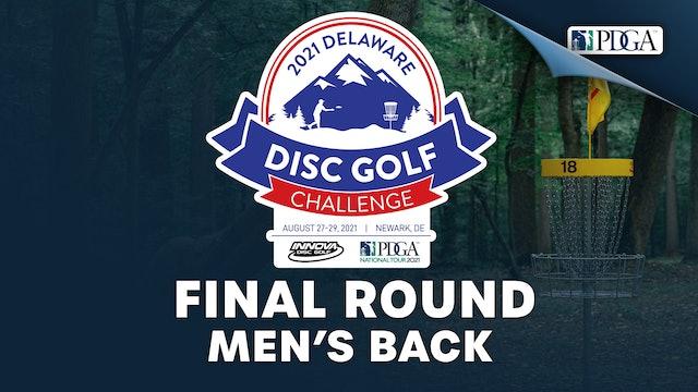 Final Round, Men's Back | Delaware Disc Golf Challenge