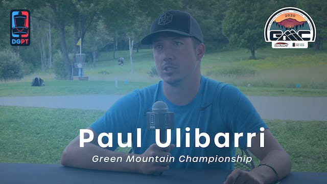 Paul Ulibarri Press Conference Interview