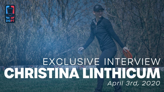 Christina Linthicum Exclusive Interview