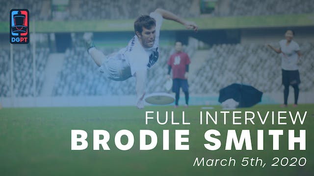 Brodie Smith Full Interview