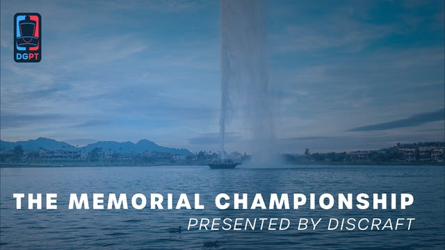 The Memorial Presented by Discraft