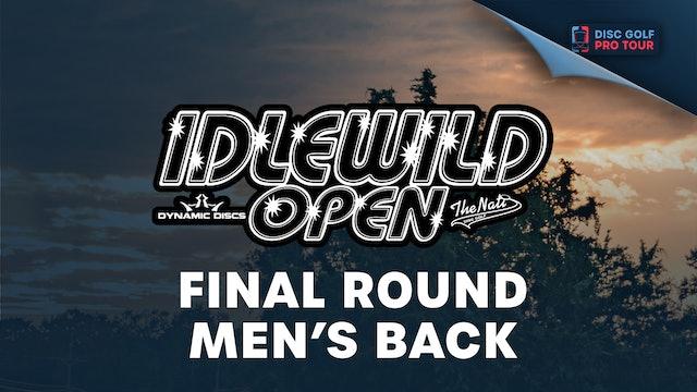 Final Round, Men's Back | Idlewild Open