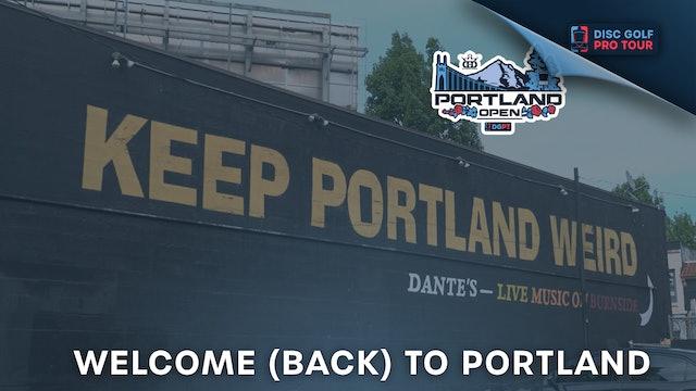 Portland Open presented by Dynamic Discs | Tease