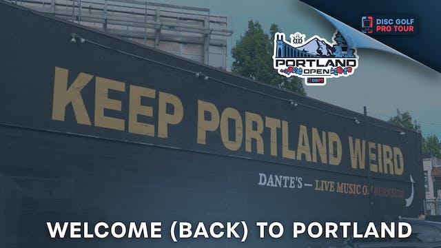 Portland Open presented by Dynamic Di...