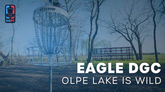 Olpe Lake is Wild