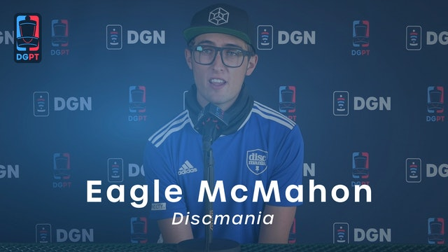 Eagle McMahon Press Conference