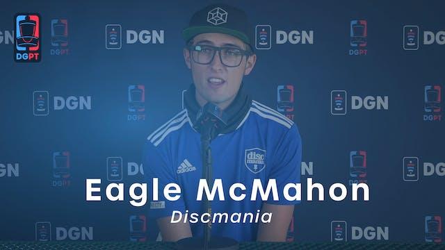Eagle McMahon Press Conference