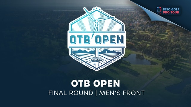 OTB Open | Final Round | Men's Front
