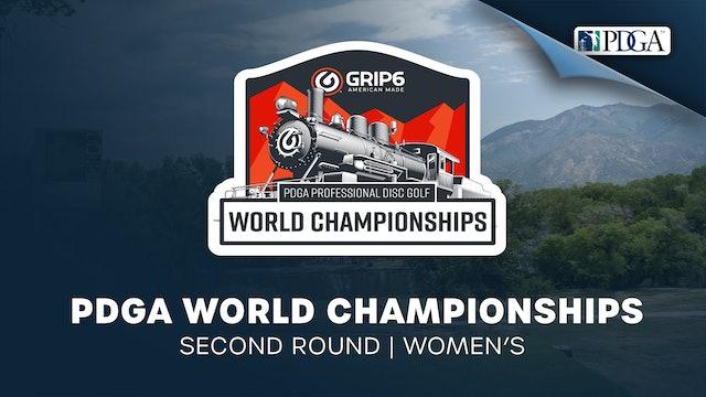 PDGA World Championships |  Round 2 | Women