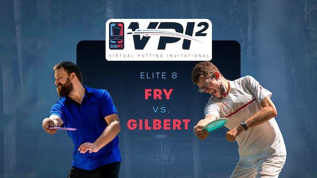Thomas Gilbert vs Chandler Fry | VPI2...