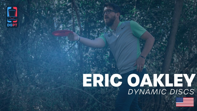Eric Oakley
