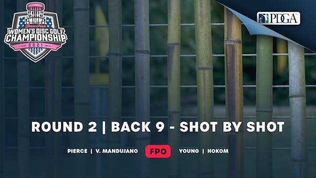 Shot by Shot Coverage   R2 - B9   TPWDGC