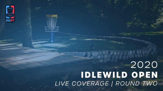 2020 Idlewild Open Live | Round Two