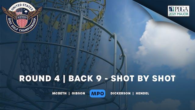 Shot by Shot Coverage   R4 - B9   USDGC