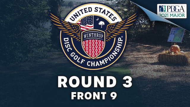 Round 3, Front 9 | United States Disc...