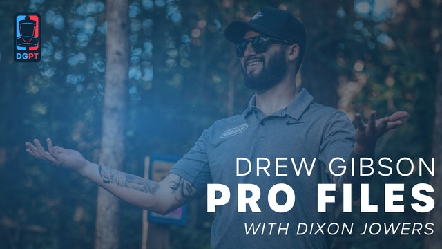 Drew Gibson - Profiles with Dixon Jowers