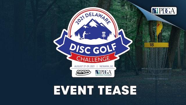 Event Tease | Delaware Disc Golf Challenge