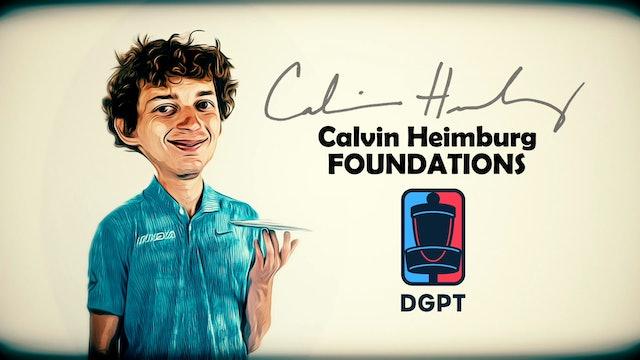 DGPT Foundations | Calvin Heimburg