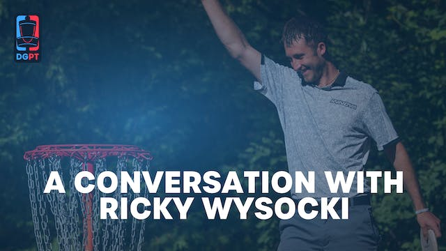 A Conversation with Ricky Wysocki