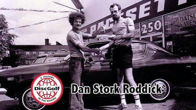 "The Flatball Collection | Dan ""Stork"" Roddick"