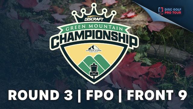 Round 3, Women's Front | Green Mountain Championship