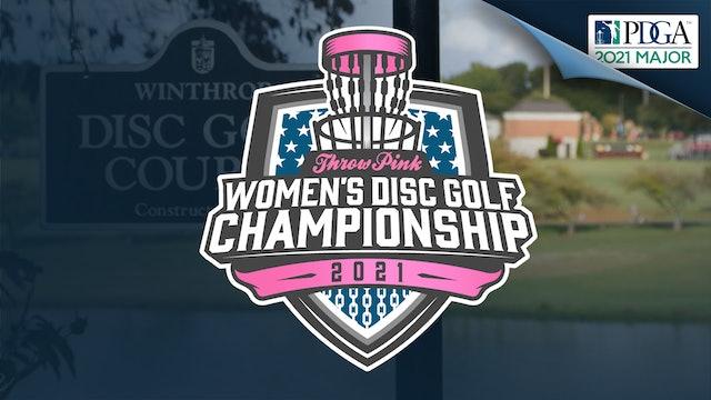 Throw Pink Women's National Championship