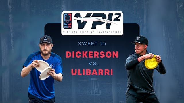 Chris Dickerson vs Paul Ulibarri | VP...