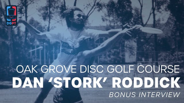 Dan 'Stork' Roddick - Full Interview