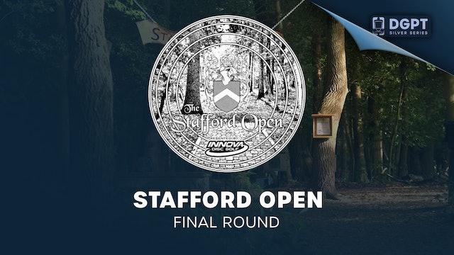 Final Round | Stafford Open