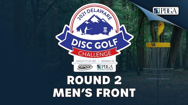 Round 2, Men's Front | Delaware Disc Golf Challenge