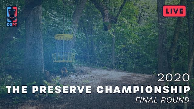 2020 Preserve Championship | Final Round