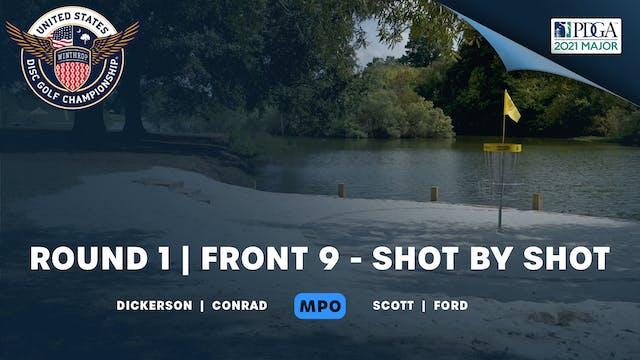 Shot by Shot Coverage | R1 - F9 | USDGC