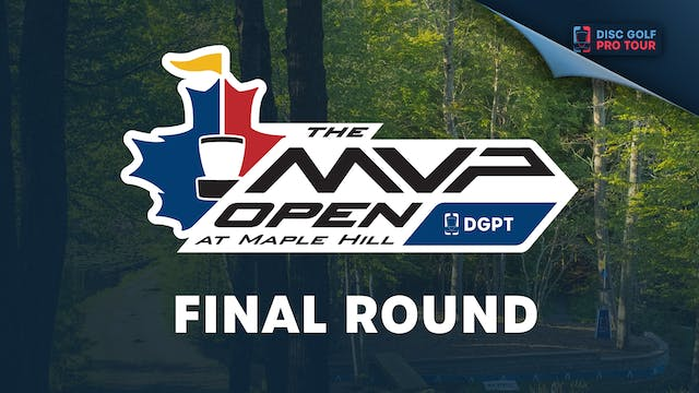 Final Round | MVP Open at Maple Hill