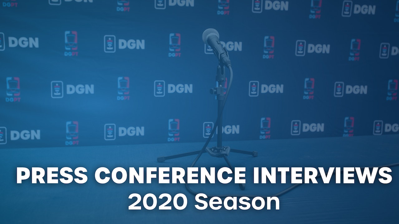 Press Conferences | 2020 Season