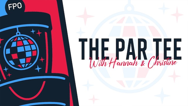 The Par Tee Podcast | Episode 1 | Marissa Gannon & the Return of Disc Golf