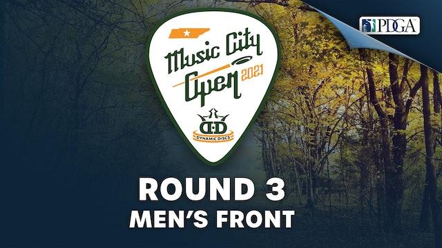 Round 3, Men's Front   Music City Open
